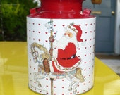 Christmas Cookie/Candy Tin - Boulinn25