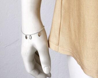 Armband Silber 925 Sterling: BLOSSOM arm - verspieltes Armkettchen