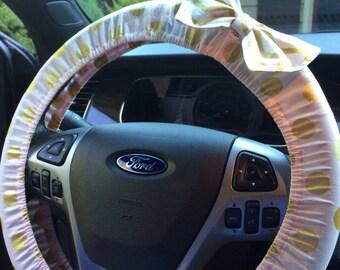 Decorative Steering Wheel Cover