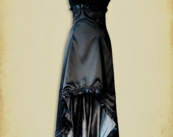 Salome Dress Steampunk prom dress - Steam punk dress for prom, victorian costume and cosplay