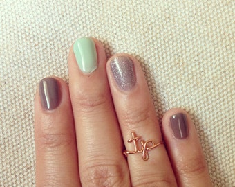Personalized Wire Ring