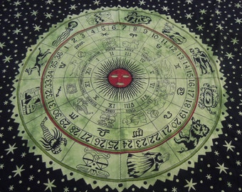Popular items for astrology throw on Etsy