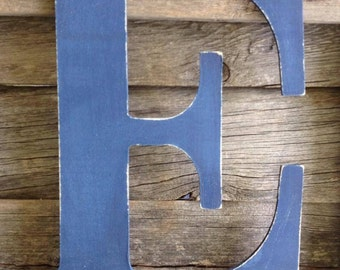 Wooden Letters, Custom Nursery Letters, Children's Room, Hanging Letters, Wedding Decor