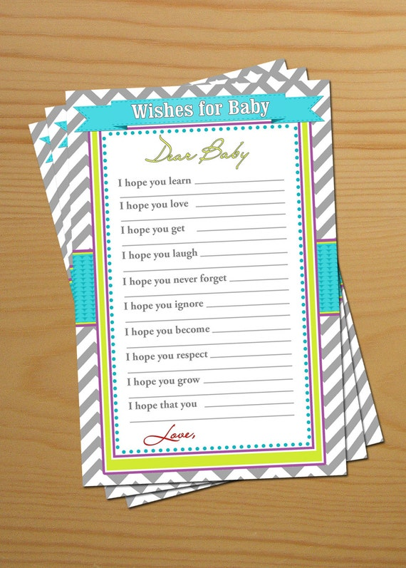 baby shower wishes baby shower well wishes printable baby shower 51
