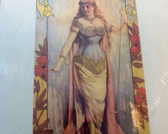 The Original Black Crook Stalacta Theatre Poster, Burlesque, Musical Theater