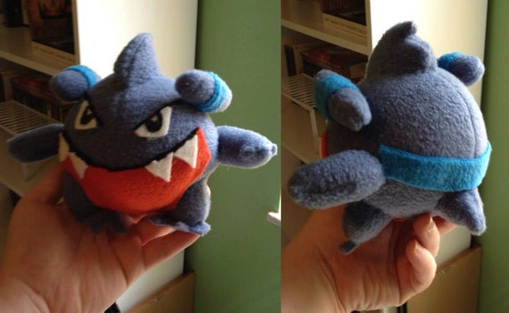 Gible Toy