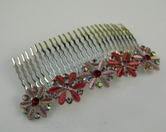 Multi Color Hair Comb