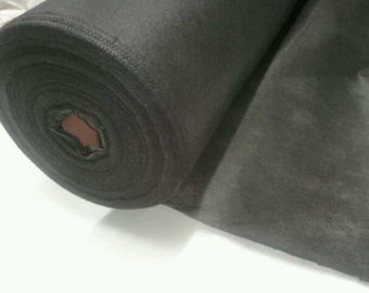 "3 Yds Black Cambric 40"" wide  Upholstery Supplies  22-PA40-3"