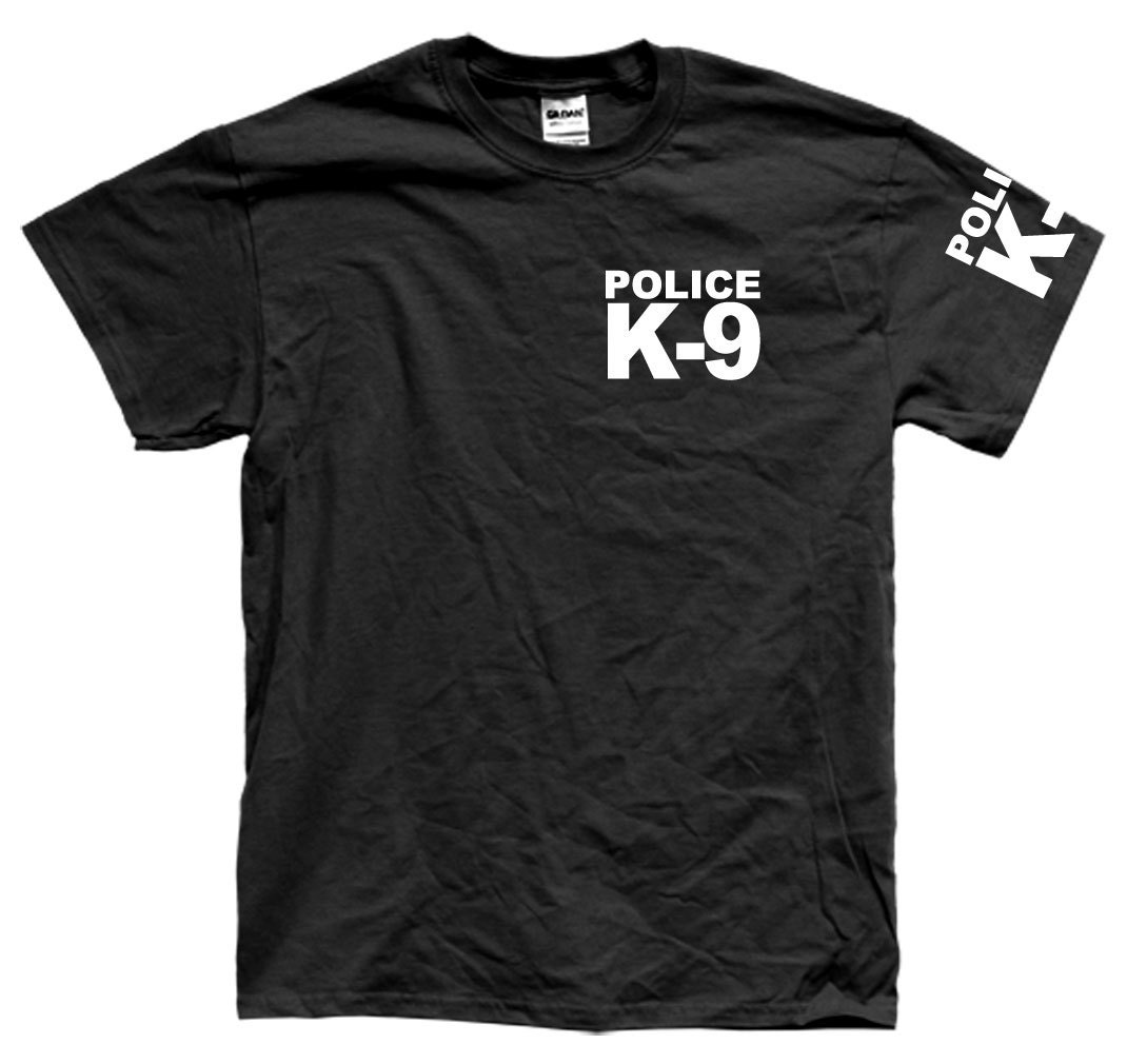 POLICE K-9 UNIT t-shirt tee shirt short or long sleeve your