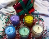 Set of 5 Candle and 1oz Spray Sampling Pack
