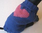 Medium - DOG SWEATER - Blue Handknit Dog Sweater - Hand Knitted Dog Sweater - Puppy Sweater - Boy Dog Sweater - Small Breeds