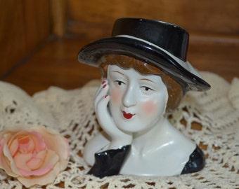 20 % OFF - Victorian Head Bust