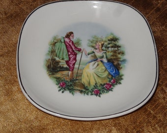 Pair of Nelson Ware Trinket Dishes / Trinket Trays / Nelson Ware / Jewelry Dishes
