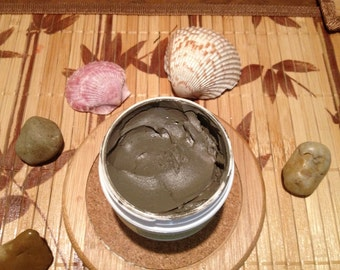 Dead Sea mineral mud mask customized