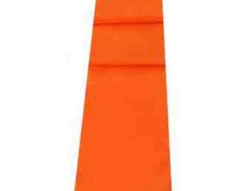 Tangerine Table Runner