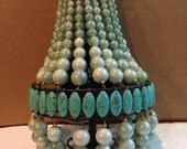Balance listing for Kevin-2 sconces-lighting-Empire -Glass Beads and Magnesite-Handmade