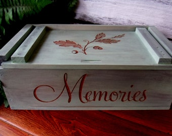 Memory Box for Gifts, Newlyweds, Anniveraries, Mothers Day, Birthdays,Christmas.
