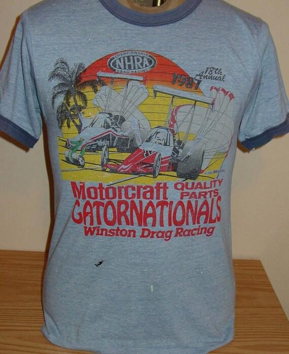 Vintage Drag Racing Shirts 8