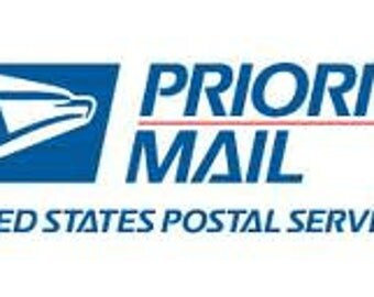 U.S. Priority Mail 1 - 3 Days Shipping