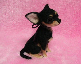 Black And Tan Chihuahua Stuffed Animal Corgi Stuffed Animal Ebay