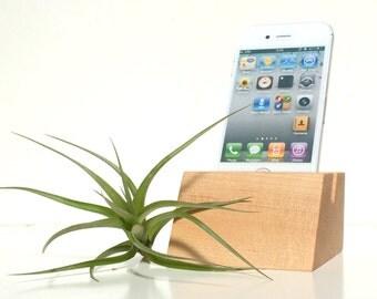 iPhone Dock - Maple