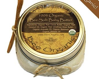 Bee Organic Bee Soft Baby Butter