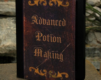 "iPad 2,3,4 - iPad Air 1,2 - iPad Pro 9.7, 12.9 Tablet Case - Harry Potter inspired ""Advanced Potion Making"""