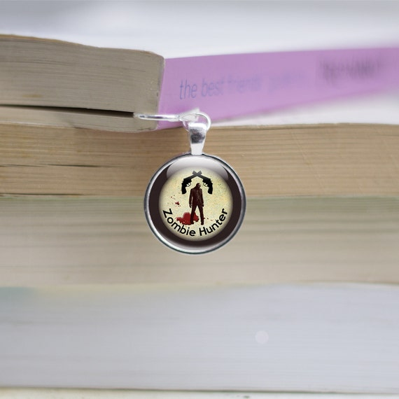 Zombie Bookmark Zombie Gift Ideas For Book Lovers Zombie