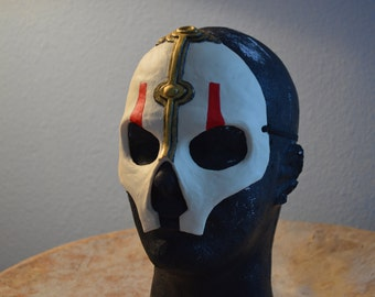Darth Nihilus Mask - Star Wars fan art mask