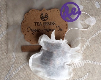 Cow shaped Tea Bag