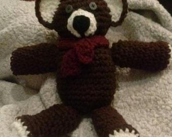 Stuffed Crochet Animals