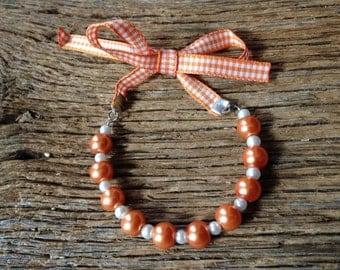Tennessee bracelet: UT Volunteers bracelet Tennessee Vols jewelry