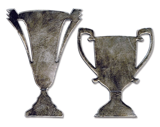 Sizzix Tim Holtz Alterations Bigz Die - TARNISHED TROPHIES 659440