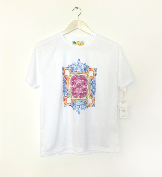 Moroccan Rose T-shirt