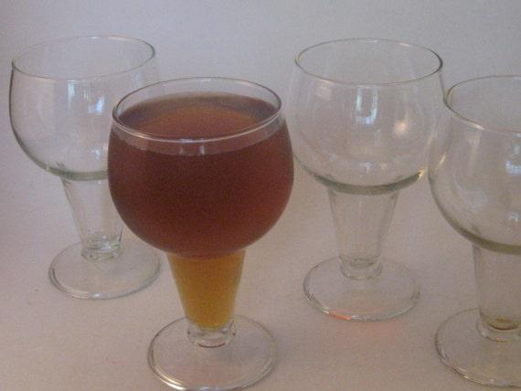 Vintage Beer Glasses 68