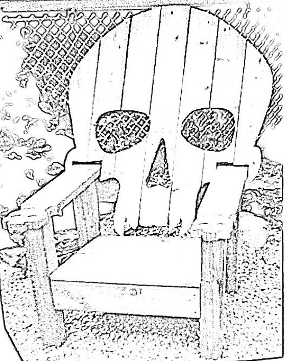 cedar adirondack chair plans with Skull Chair Pattern Plans Only on How To Building Upright Adirondack Chair Plan Pdf Download Plans Ca Us additionally Bear Chair Bausatz likewise Wood Screw Types Uk also Adirondack Chair Free Plans likewise 27 Chair Woodworking Plans Free Download Pdf Woodworking Adirondack Chair Woodworking Plans.