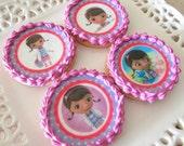 Doc McStuffins wafer paper edible images for cookie decoration