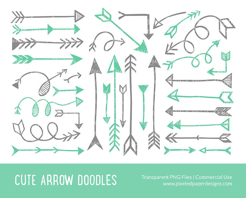 Golden Arrow Clip Art Arrow Clip Art Quot Arrow Digital
