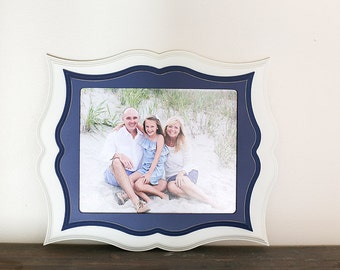 8x10 Double Stacked Custom Wood Frame