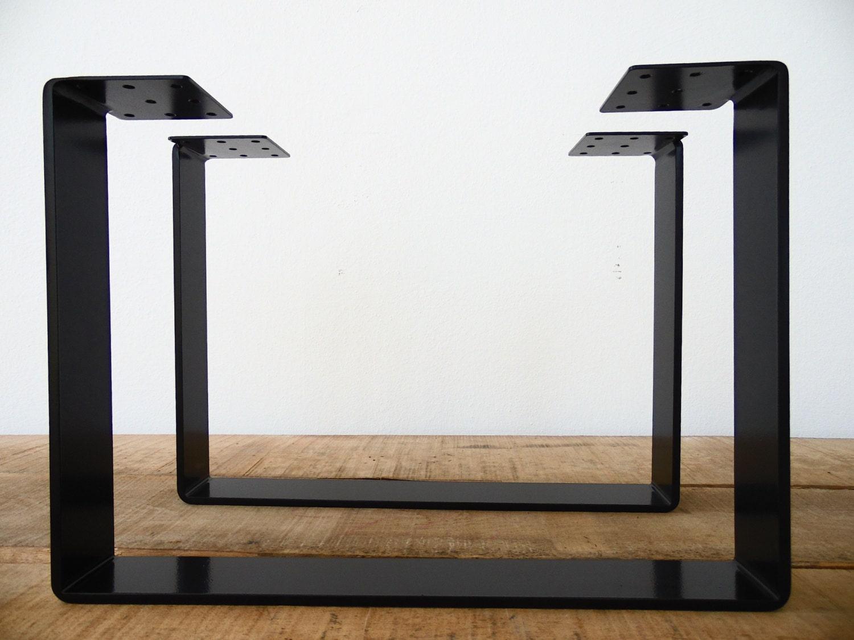 15x21 coffee table legs flat steel coffee table legs by balasagun. Black Bedroom Furniture Sets. Home Design Ideas