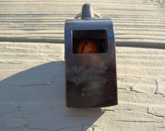 Vintage Acme Thunderer Whistle