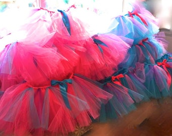 Bachelorette Party Pack -  8 Full (poofy) tutus