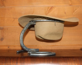 Cowboy Hat Rack, Hat Rack, Western Decor - Country Western Home Decor