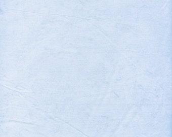 Anthology Fabrics Chromatic Solids Bali Batik 1660 Blue Gray Yardage