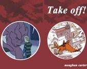 Take off! Volume 2 artist edition