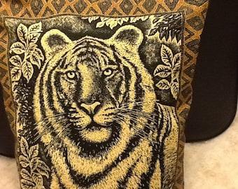 Lightweight Tiger Tote Bag