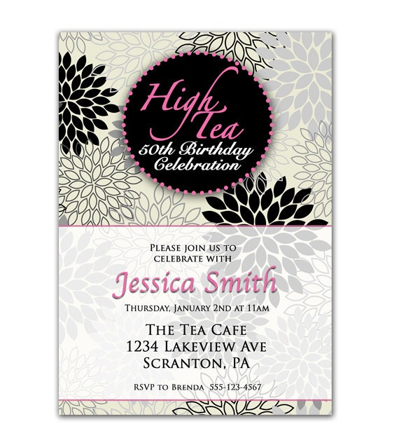 Etsy 60Th Birthday Invitations as good invitations template
