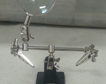 Helping Hand Magnifier 4x Magnification
