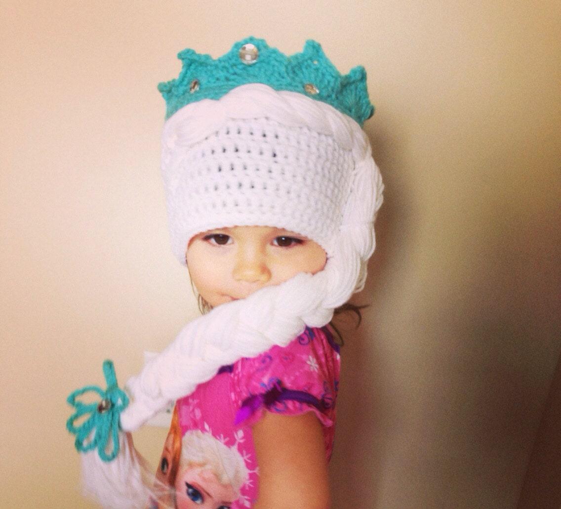 Frozen Elsa Hat Disney