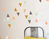 Confetti Triangles - WALL DECAL
